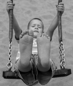 Boy On Swing discipline