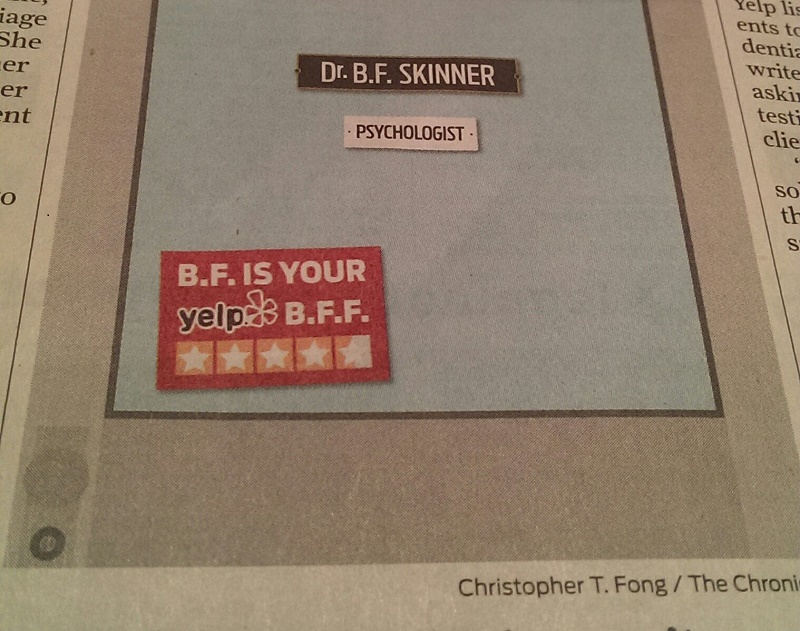2015Psyched in San Francisco Yelp and Online Reviews for Psychotherapy from SF Chronicle