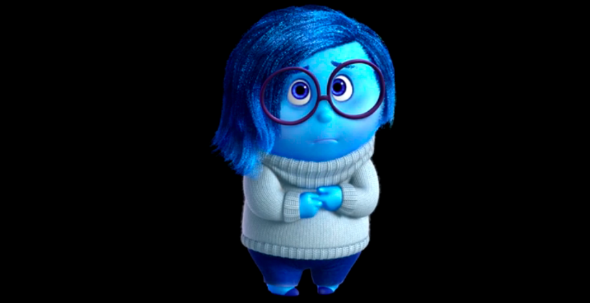 the void pixar s inside out as a map of depression