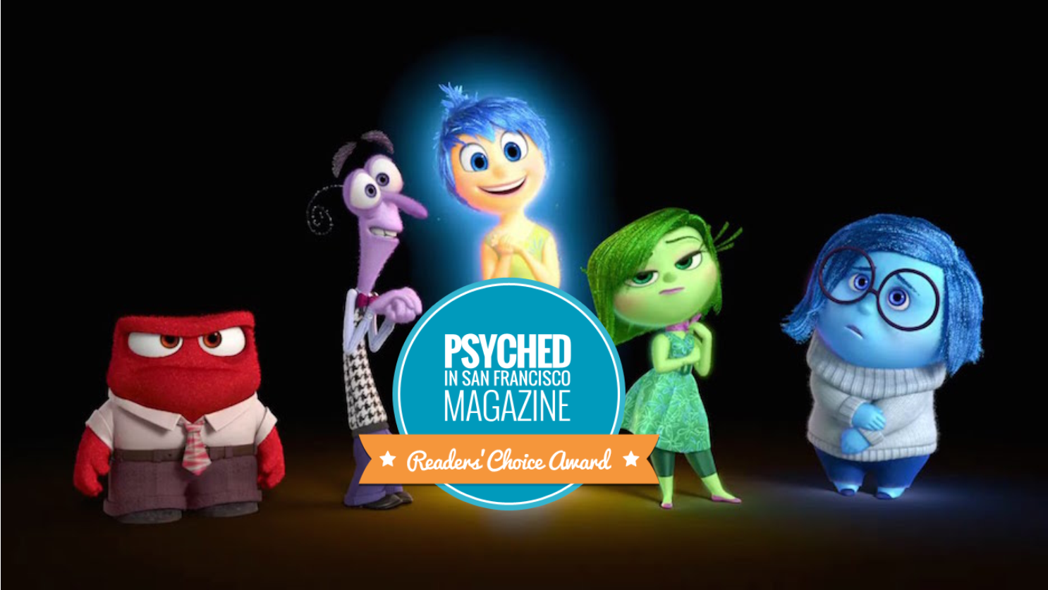 Five Things Pixar's Inside Out Gets Right about our Emotions