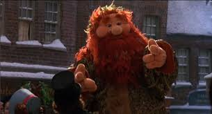 Ghost Of Christmas Future Muppets.The Muppet Christmas Carol And Psychotherapy