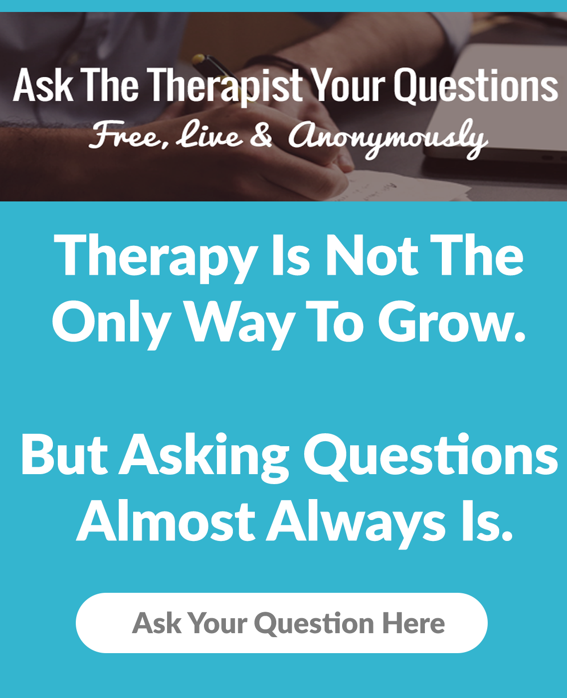 ask a therapist a question